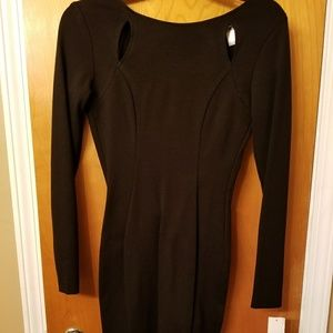 *New with tags*Bar III women's black dress